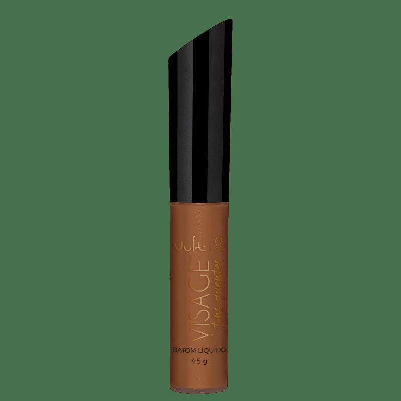 Vult Batom Líquido Visage Cor Nude Quente 4,5gr