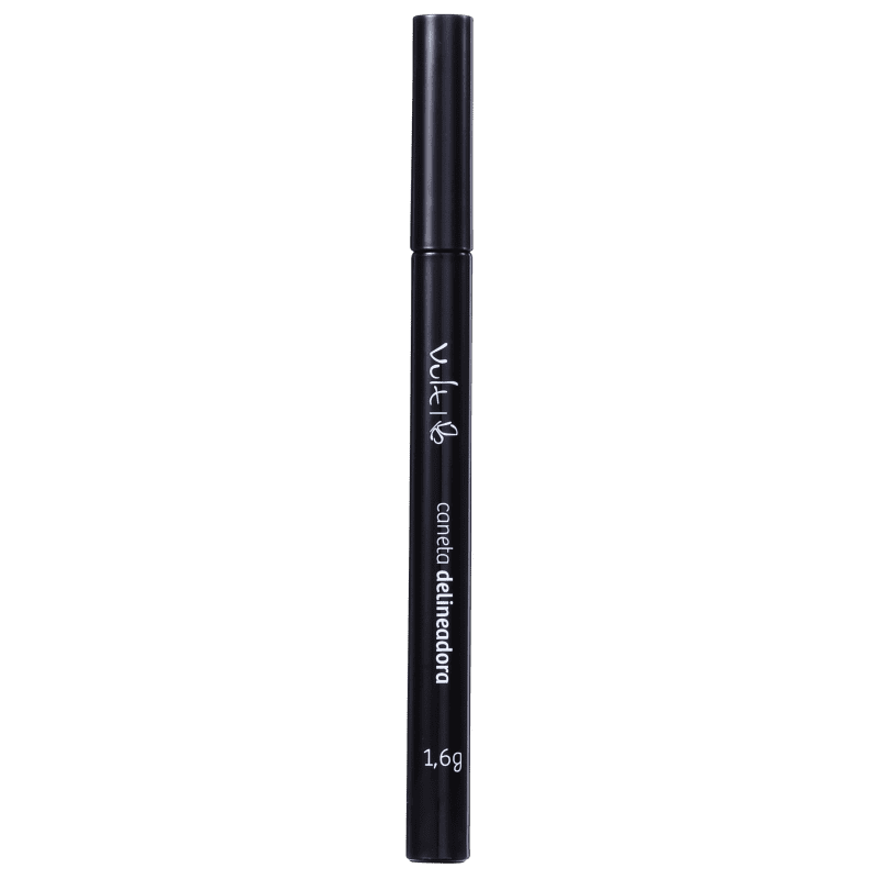 Vult Caneta Delineadora Carbon Black 1,6gr
