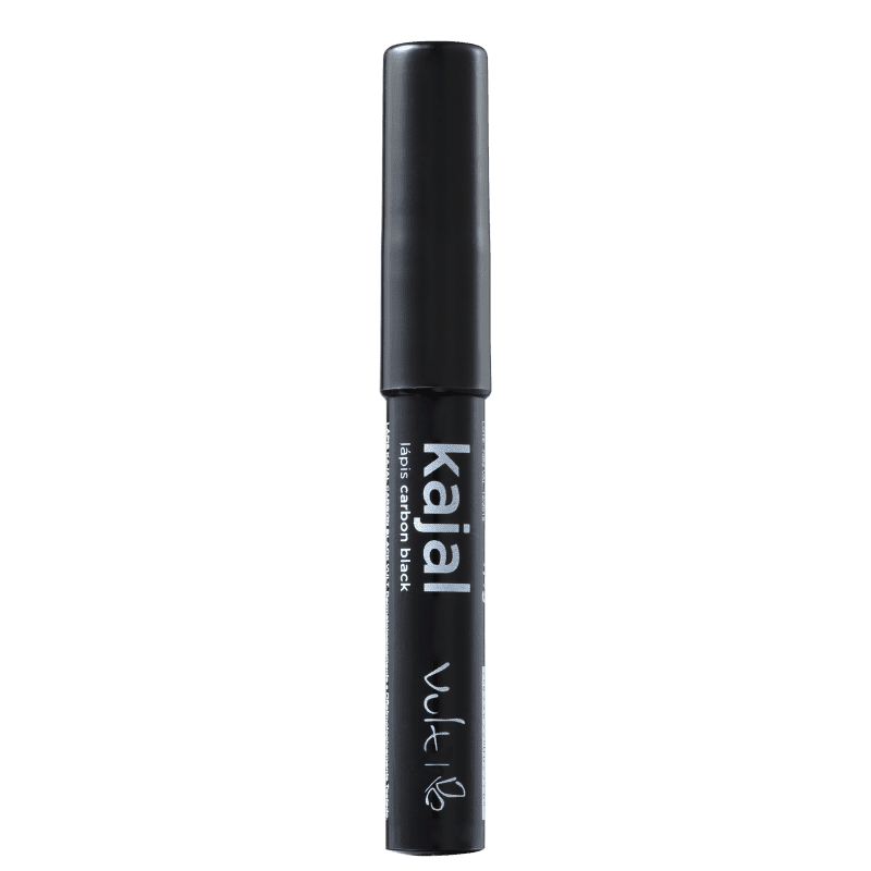 Vult Lápis para Olhos Kajal Carbon Black 1,4gr