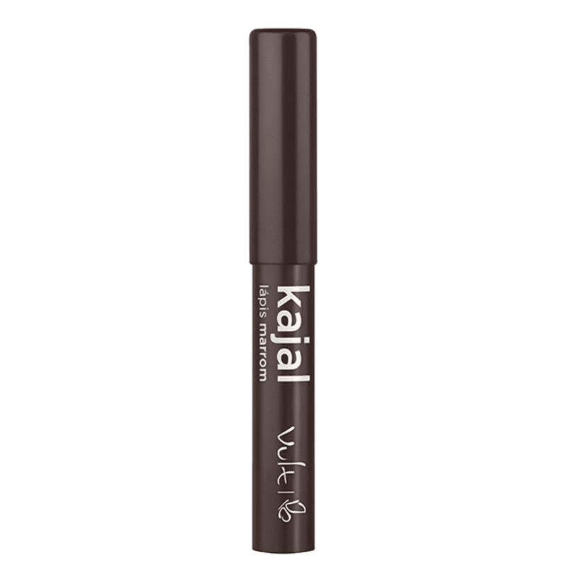 Vult Lápis para Olhos Kajal Marrom 1,4gr
