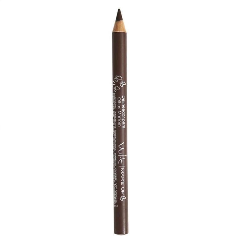 Vult Lápis para Olhos Make Up Marrom Neutro 1,2gr