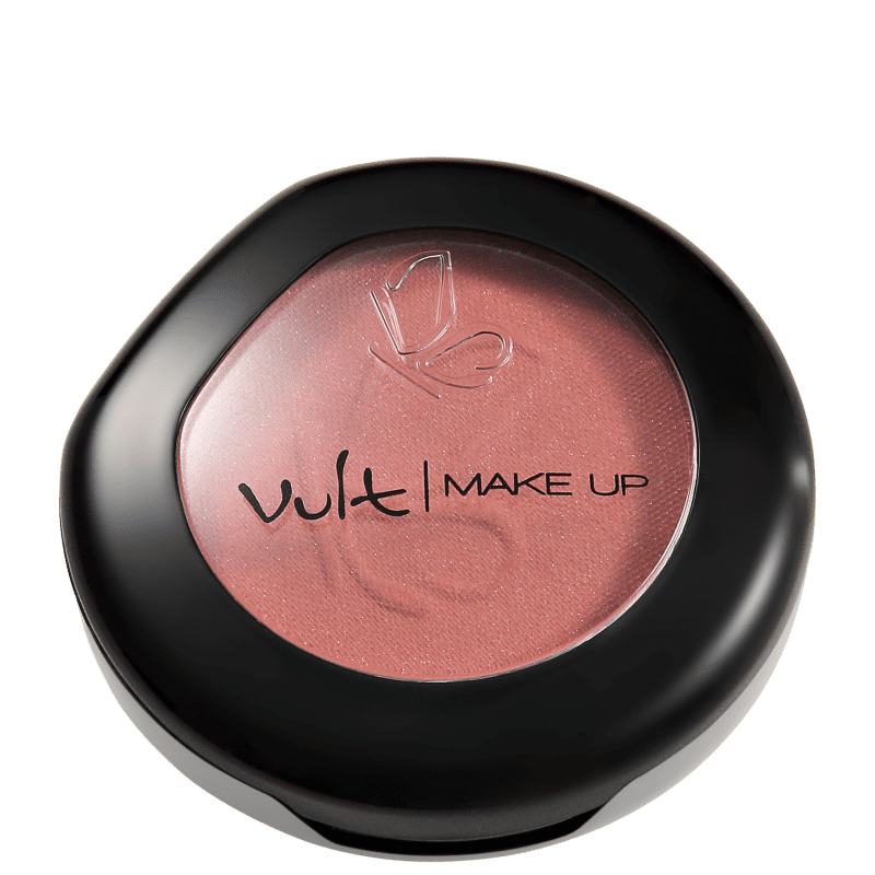 Vult Make Up Blush Compacto Cor 01 Cintilante 5gr