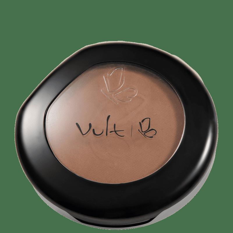 Vult Make Up Matte Pó Compacto Cor 06 Bege 9gr