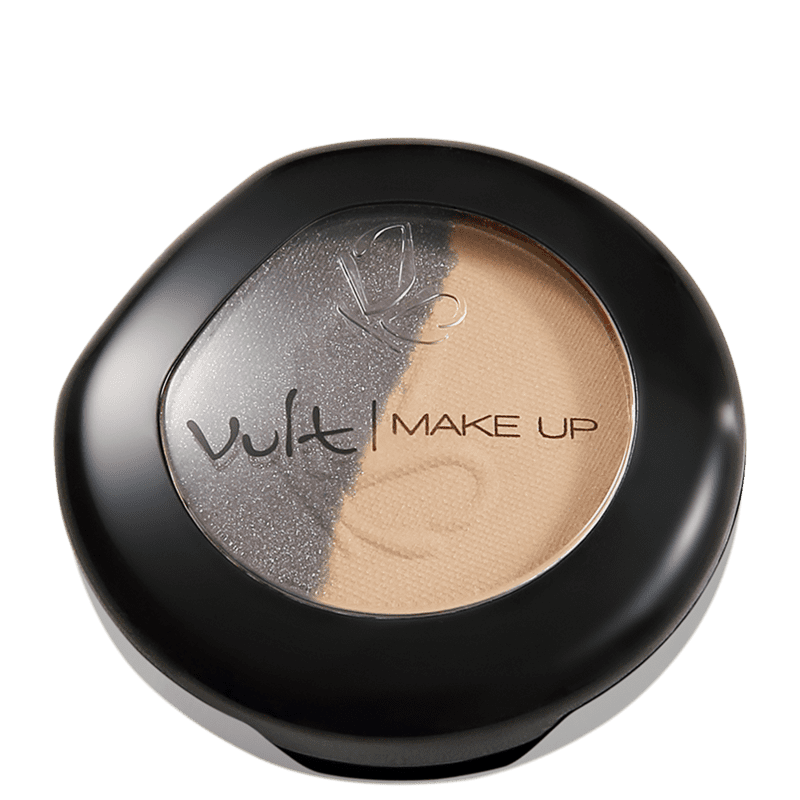 Vult Make Up Sombra Duo Cor 15 Brilho/Opaco 2,5gr