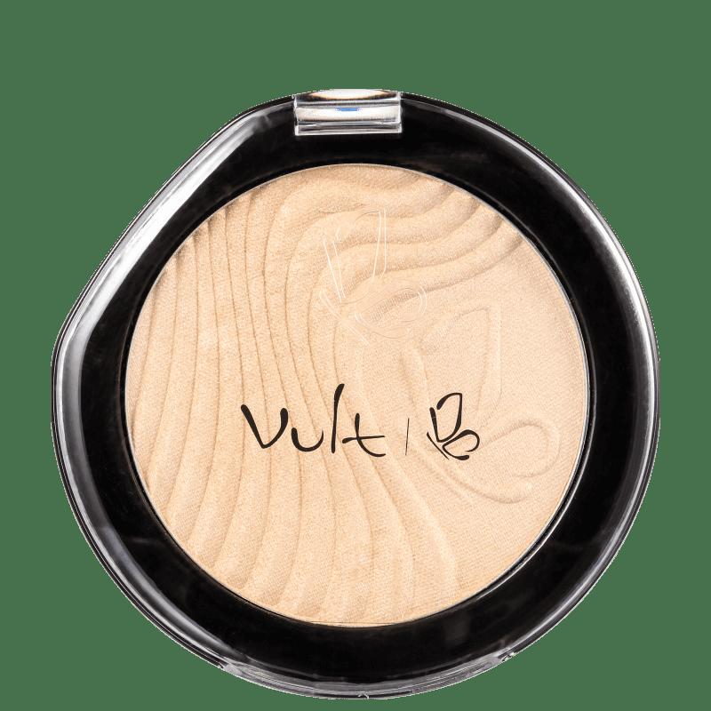 Vult Pó Compacto Iluminador Cor Gold 9gr