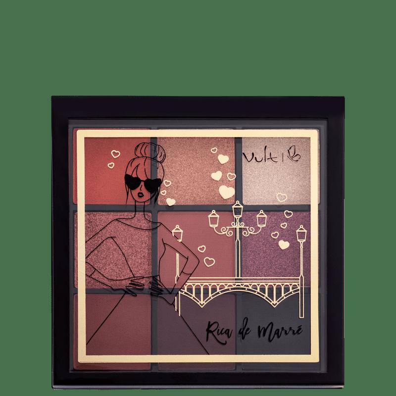 Vult Rica de Marré Paleta de Sombras Augíssima 9g