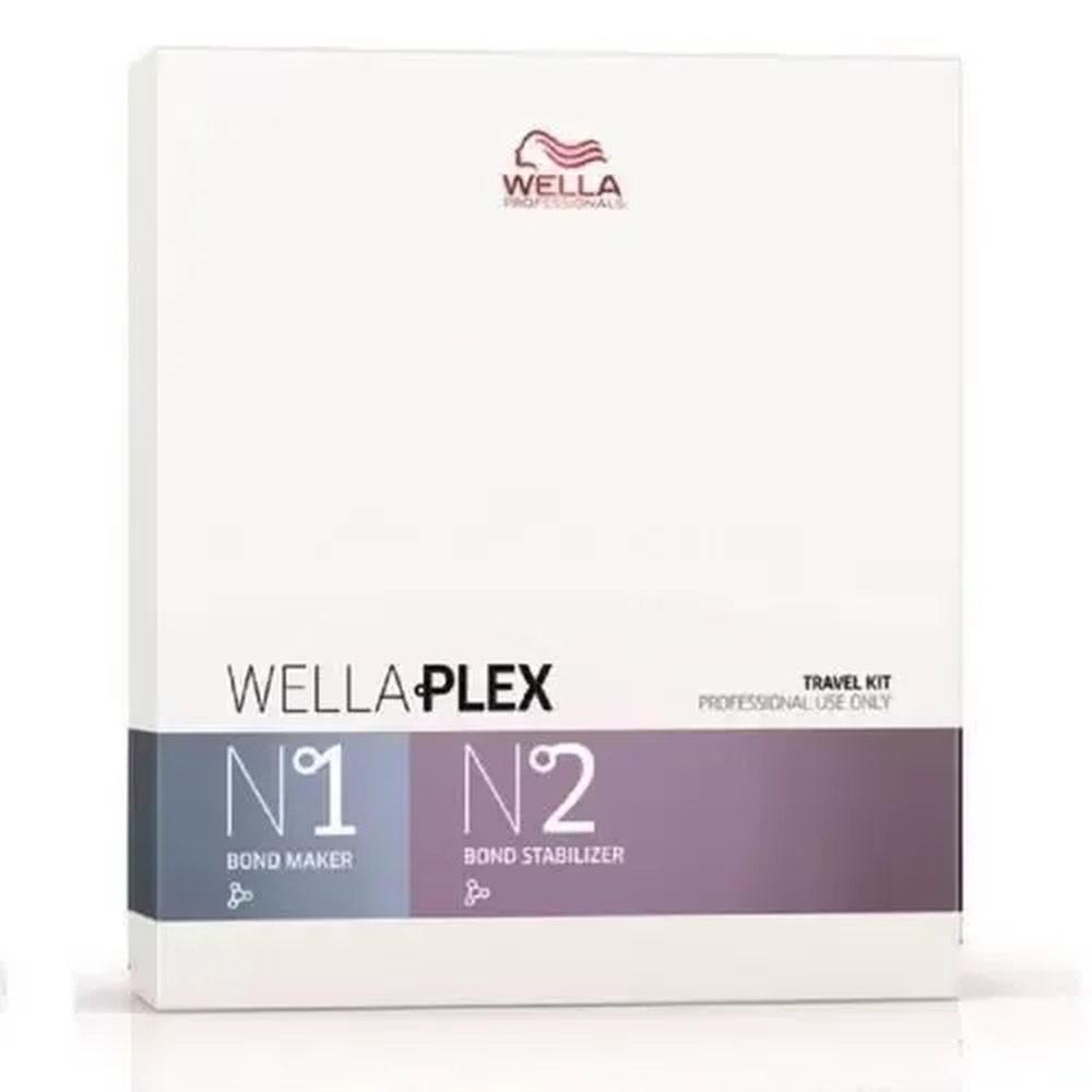 Wella Plex Kit Small Step 1+2 300ml - Wella Professionals