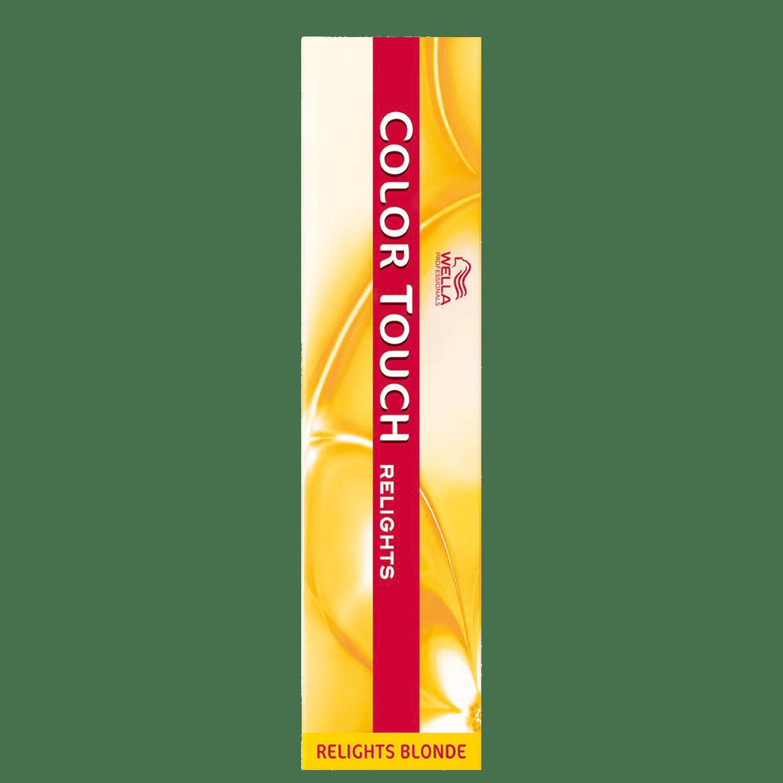 Wella Professionals Color Touch Relights /03 Natural Dourado - Tonalizante 60g