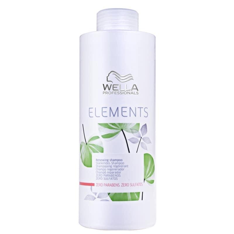 WELLA Professionals Elements Renewing - Shampoo sem Sulfato 1000ml