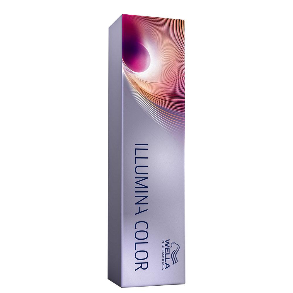 Wella Professionals Illumina Color 5/43 Castanho Claro Vermelho Dourado - Coloração 60ml