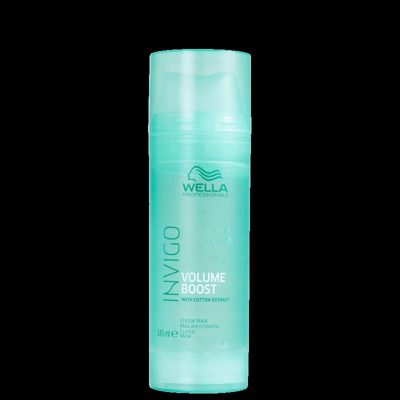 WELLA Professionals Invigo Volume Boost Crystal - Máscara Capilar 145ml