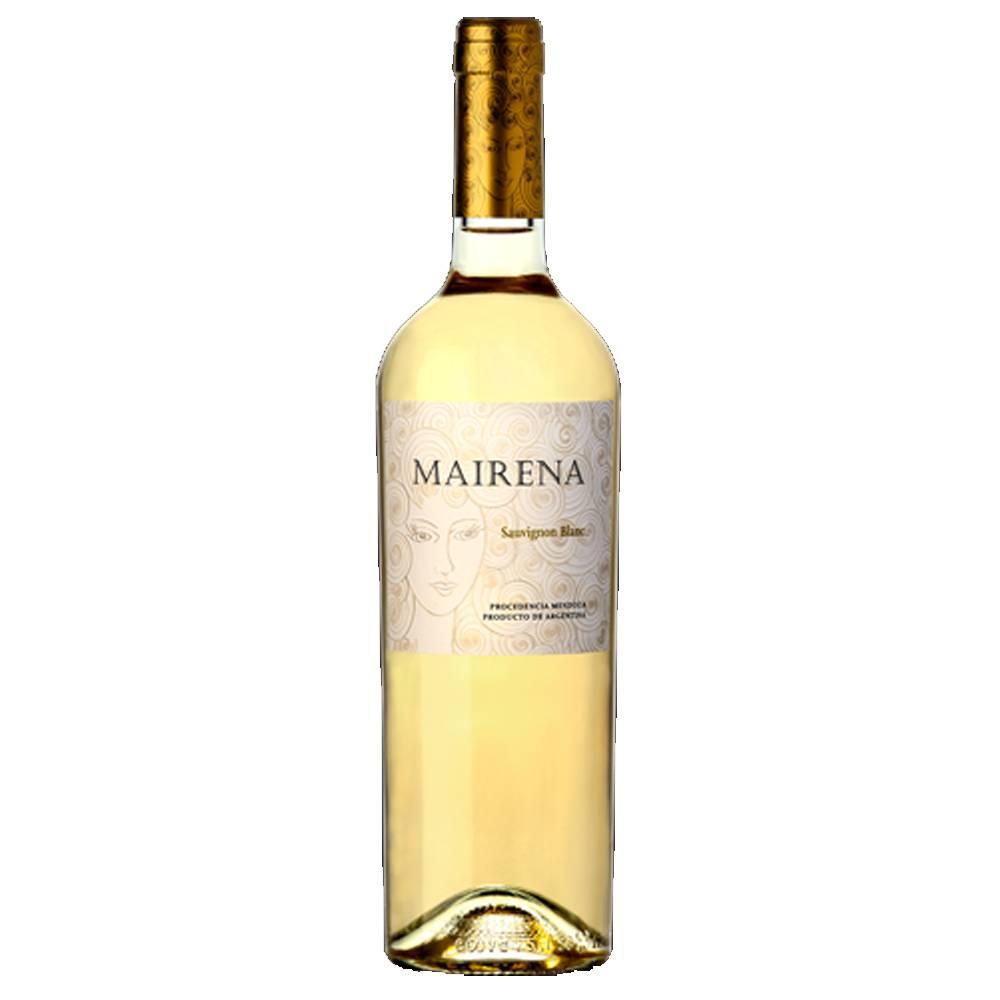 Vinho Argentino Branco Mairena Sauvignon Blanc 2017 Garrafa 750ml