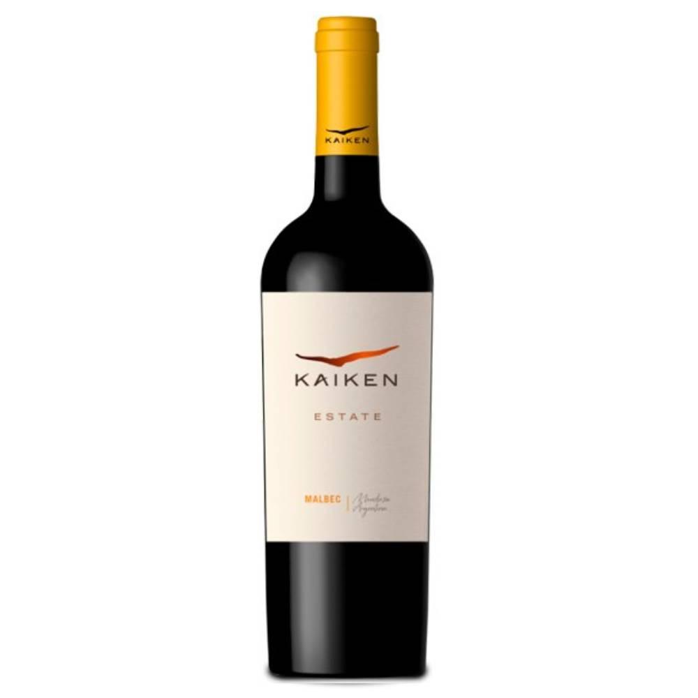 Vinho Argentino Tinto Kaiken Estate Malbec 2019 Garrafa 750ml