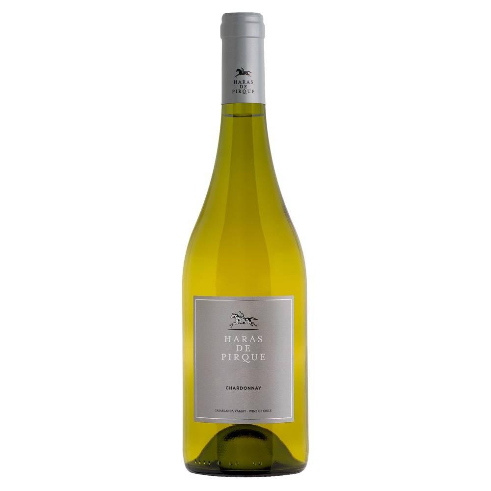 Vinho Chileno Branco Haras De Pirque Chardonnay 2019 Garrafa 750ml