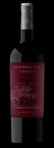 Vinho Chileno Tinto Morandé Terrarum Single Estate Cabernet Sauvignon 2019 Garrafa 750ml