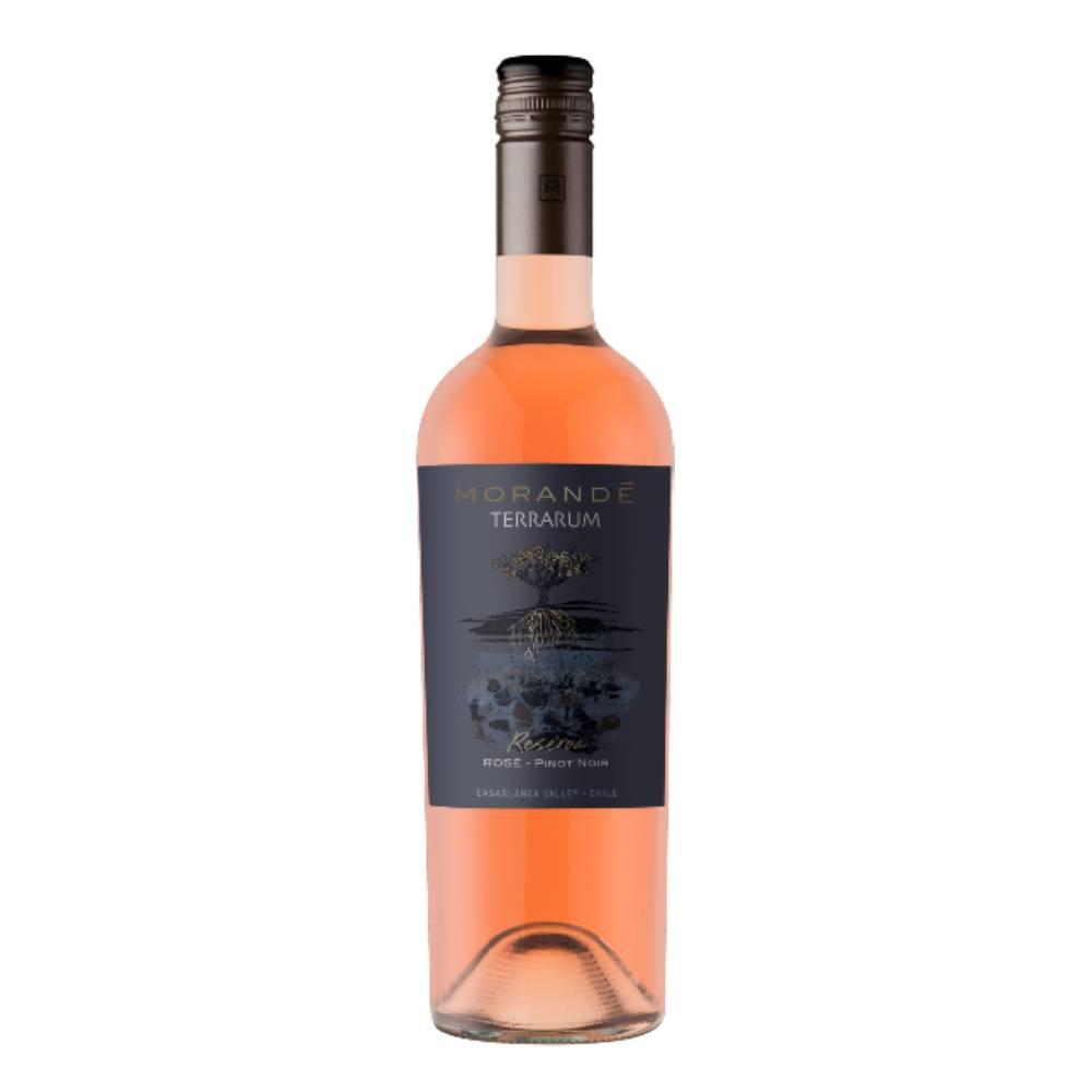 Vinho Chileno Rosé Morandé Terrarum Reserva Pinot Noir 2020 Garrafa 750ml