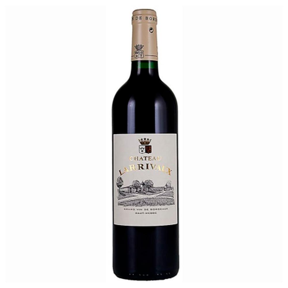Vinho Francês Tinto Chateau Larrivaux - Haut Medoc 2012 Garrafa 750ml