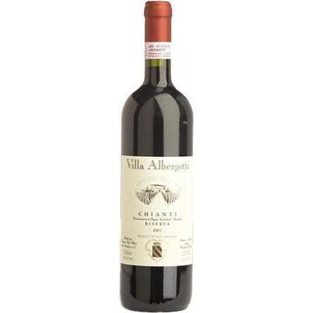 Vinho Italiano Tinto Villa Albergotti Chianti 2015 Garrafa 750ml
