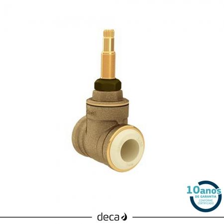 REGISTRO BASE GAVETA DECA FACIL 4509.202.CPVC 3/4