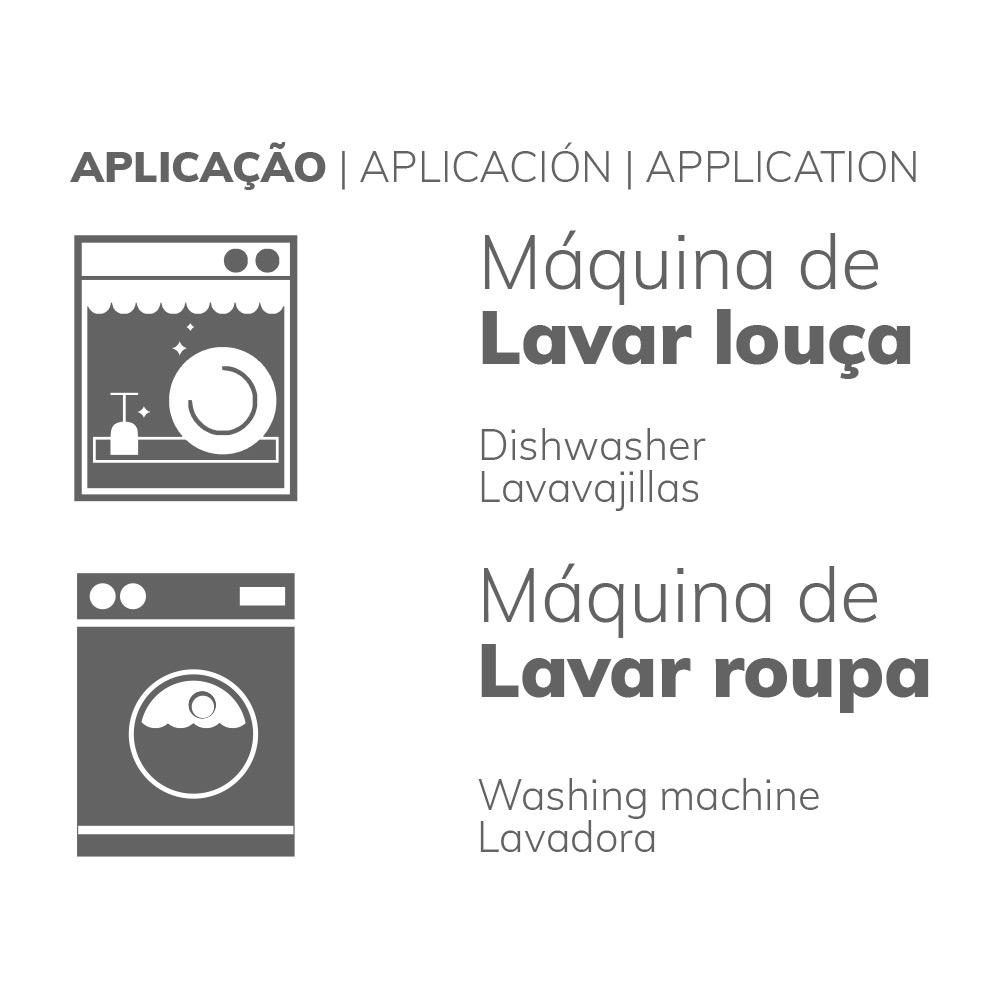TORNEIRA DOCOL ESFERA MAQUINA DE LAVAR ROUPA/LOUCA
