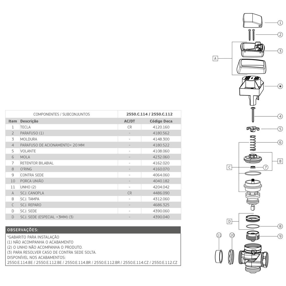"""VALVULA DE DESCARGA HYDRA MAX 2550 1.1/2"""""""