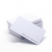 Cartão RFID 125 KHz PVC - 500 unidades