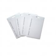 Crachá RFID 125 KHz - 50 unidades