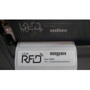 Etiqueta RFID UHF 900 MHz 105x30 - Personalizada