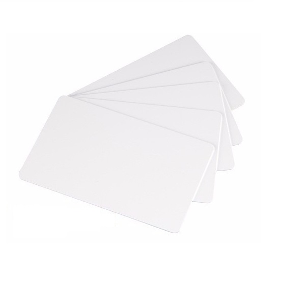 Cartão RFID 125 KHz Regravável - 50 unidades