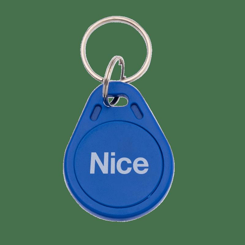 Chaveiro RFID 125 KHz Linear-HCS Nice - 100 unidades