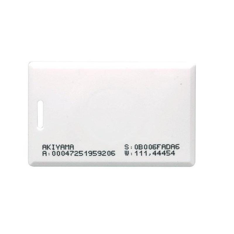 Crachá RFID NEO-CLA ABA TK2 125 KHZ - 10 unidades