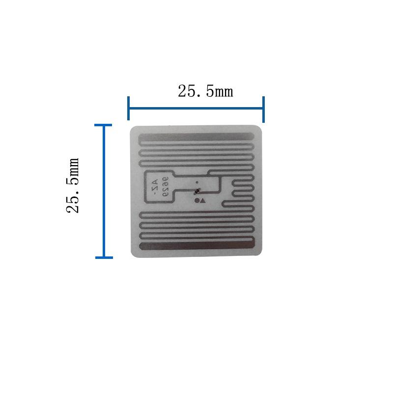 Etiqueta RFID UHF 900 MHz - 100 unidades