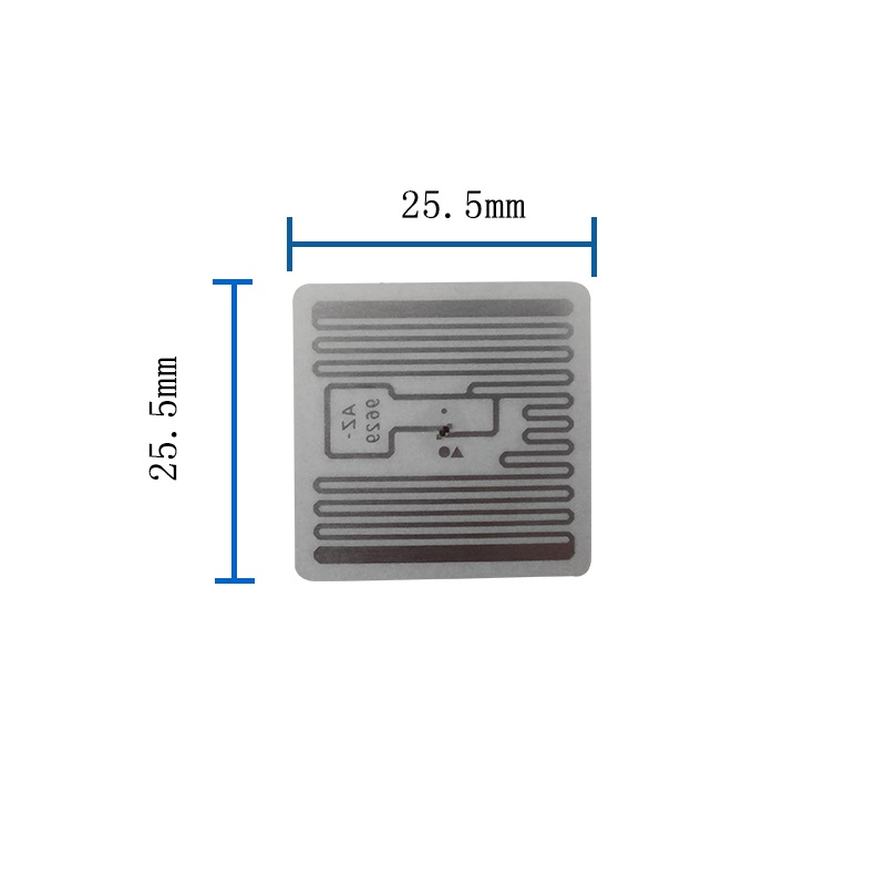 Etiqueta RFID UHF 900 MHz - 10 unidades