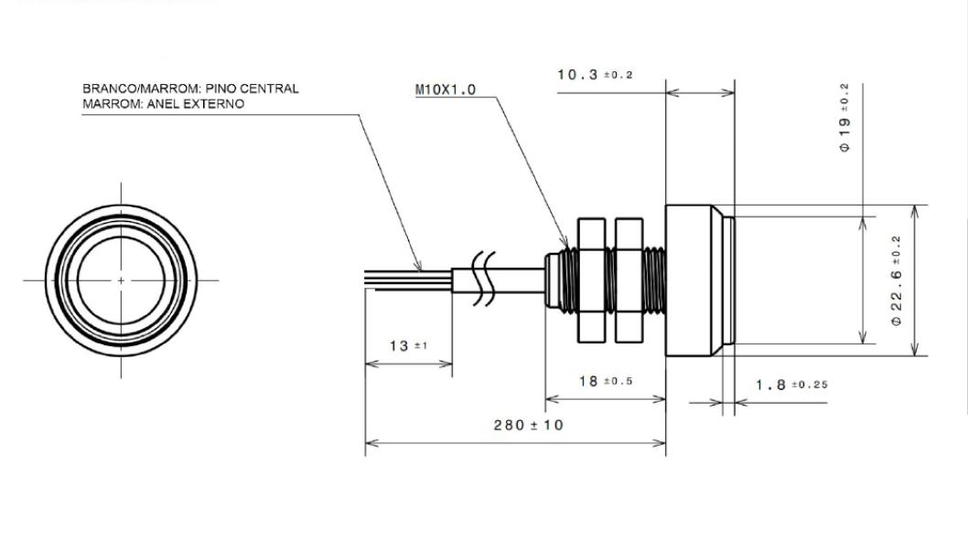 Leitor de Ibutton 1-wire