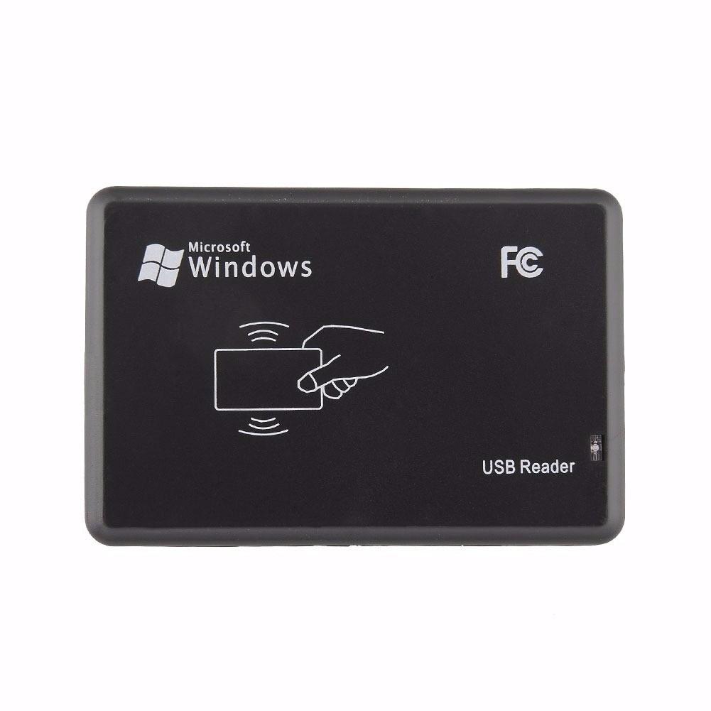 Leitor RFID 125 KHz USB