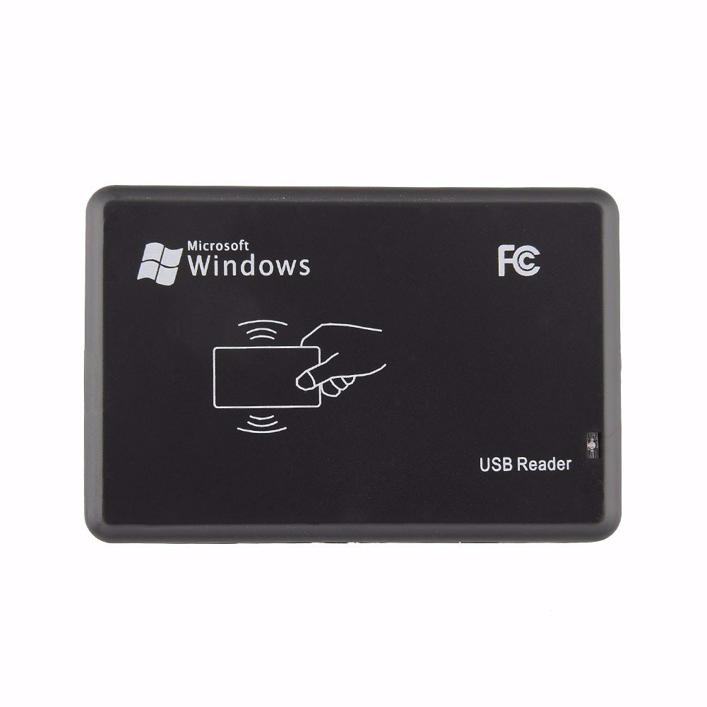 Leitor USB RFID 125 KHz Wiegand