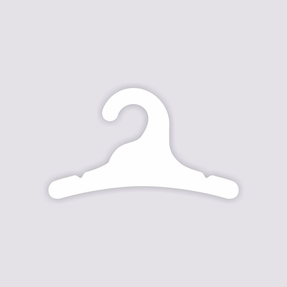 Cabide Ecológico Infantil - Branco - CS100