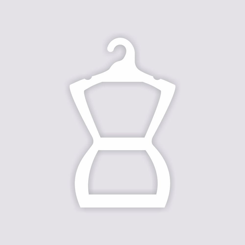 Cabide Ecológico Silhueta Juvenil - Branco - CS108