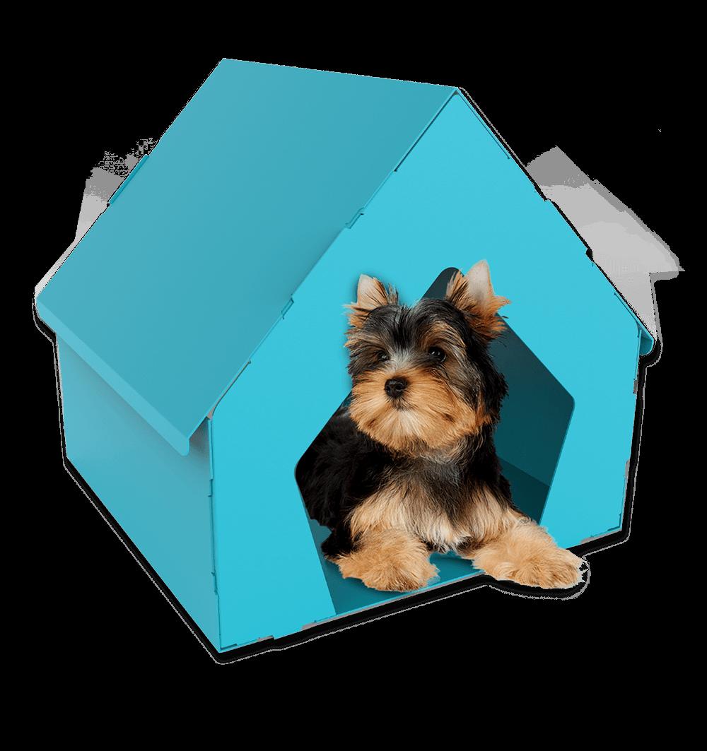 HousePet Casinha ecológica para Pets