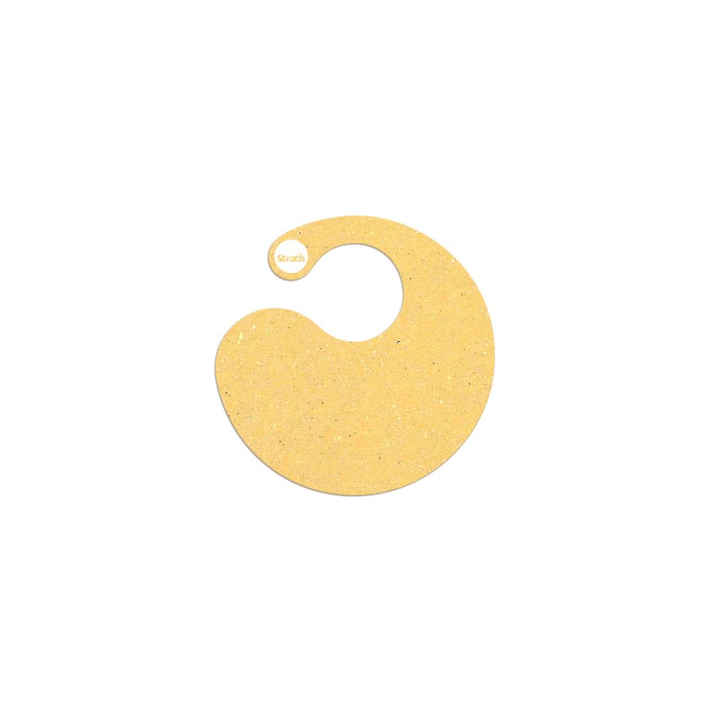 Organizador de Armário Ecológico -  Amarelo - CS117