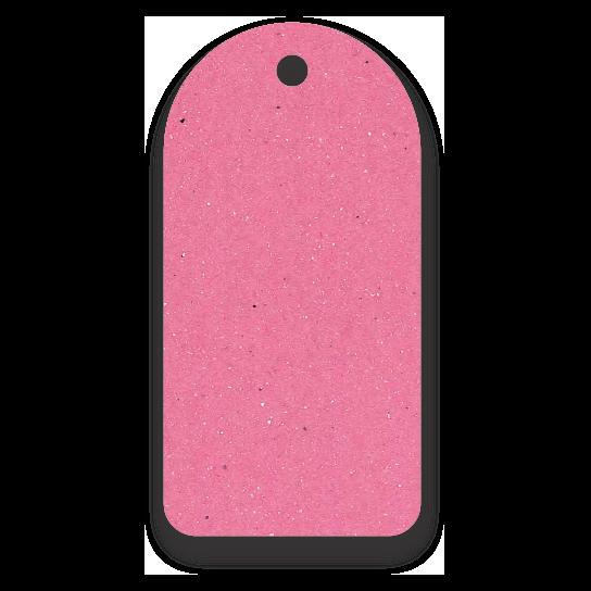 Tag  Etiquetas Ecológicas - Rosa - CS300