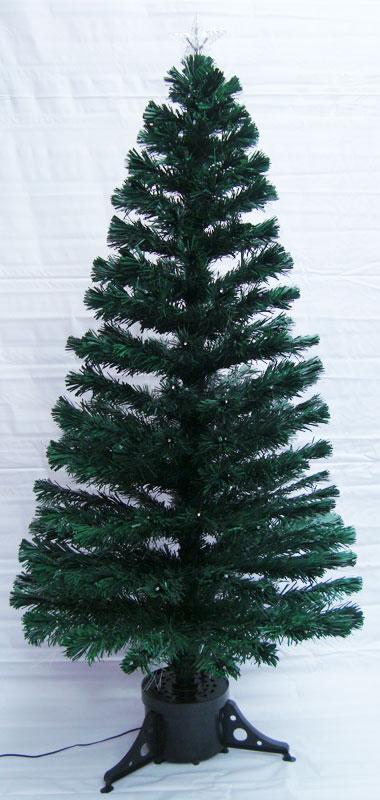 Árvore de Natal 1,80 Mts. com Fibra Ótica - 220 Galhos e Leds Coloridos - Magazine Legal