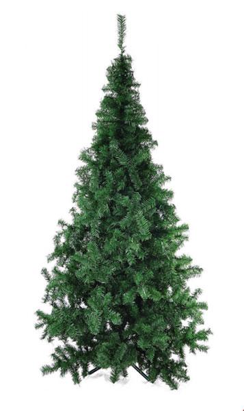 Árvore de Natal 2,55 Pinheiro Nobre Ramificada com 1381 Galhos - Verde - Magazine Legal