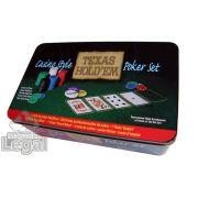 Kit c/ 200 Fichas para Poker Texas Hold´em - Magazine Legal