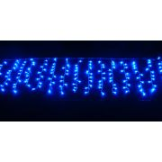 Cascata com 150 Leds Azuis c/ Sequencial - Enfeite Natal 2,5 Mts. - Magazine Legal