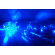 Pisca Pisca 100 Leds Azuis de Brilho Super Intenso - 7,5 Mts - Magazine Legal