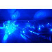 Pisca Pisca 100 Leds Azuis de Brilho Super Intenso - 7,5 Mts