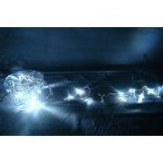Pisca Pisca 100 Leds Branco de Brilho Super Intenso - 7,5 Mts