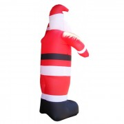 Inflável Gigante Papai Noel com 3,00 Mts. de Altura - Magazine Legal
