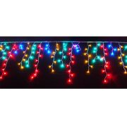 Cascata com 300 Leds Coloridos Super Brilho e Sequencial - 6 Mts - Magazine Legal